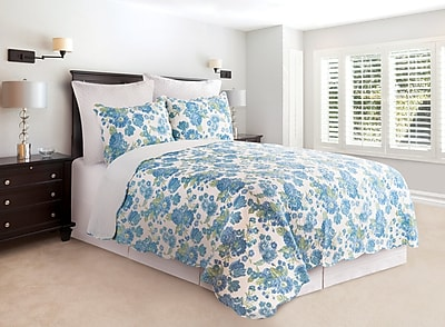 August Grove Kimbra Quilt/Coverlet Set; Twin