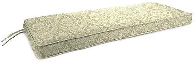 Alcott Hill Indoor Bench Cushion; Donnington Linen