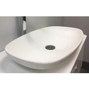 AndoliniHomeDesign Pop Up Bathroom Sink Drain w/ Overflow