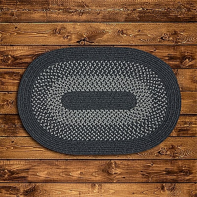 Alcott Hill Lionel Area Rug; Oval 7' x 9'
