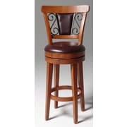 Astoria Grand Edwardsburg 26'' Swivel Bar Stool