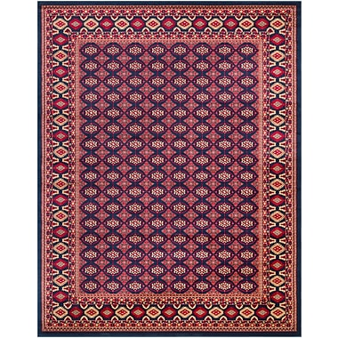 Astoria Grand Batchelder Red Area Rug; 2' x 3'