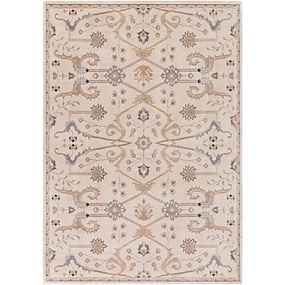 Astoria Grand Bloomingdale Neutral/Brown Area Rug; Rectangle 5'3'' x 7'6''