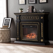 Astoria Grand Dolson Infrared Electric Fireplace