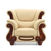 Astoria Grand Baisden Club Chair; Beige