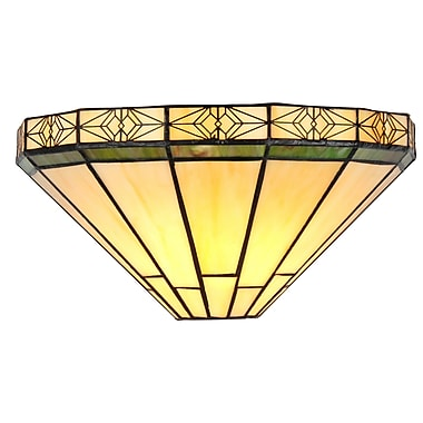 Astoria Grand Charlotte 1-Light Wall Sconce