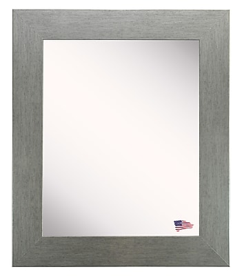 August Grove Ellis Wall Mirror; 40'' H x 30'' W