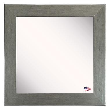 August Grove Esmond Mirror; 39.5'' H x 39.5'' W x 0.75'' D