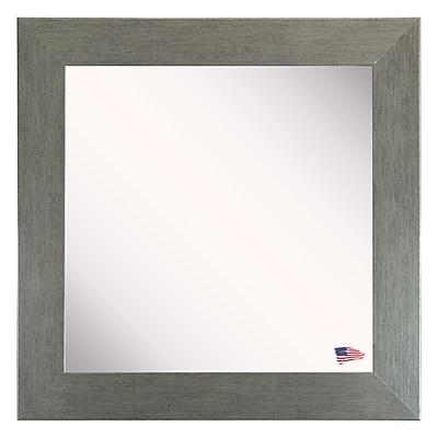 August Grove Esmond Mirror; 21.5'' H x 21.5'' W x 0.75'' D