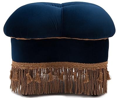 Astoria Grand Judith Hand-Tufted Ottoman