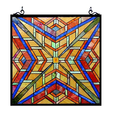 Astoria Grand Handcrafted Window Panel