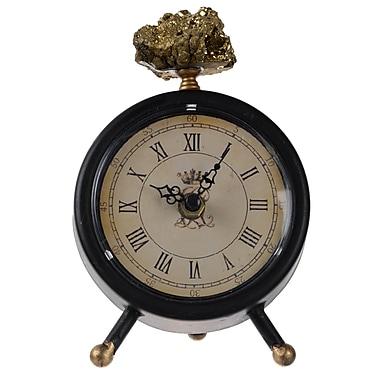 Astoria Grand Tabletop Clock; Medium