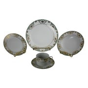 Astoria Grand Combs 40 Piece Dinnerware Set, Service for 8