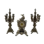 Astoria Grand Table Clock