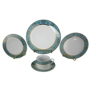 Astoria Grand Garrison 40 Piece Dinnerware Set, Service for 8