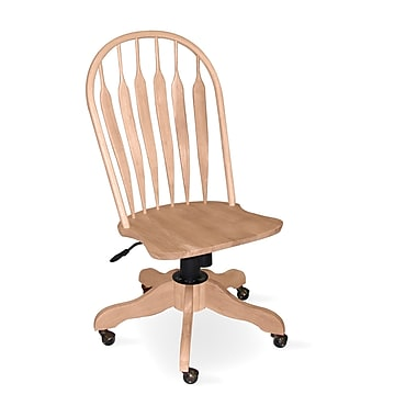 August Grove Lisette Bankers Chair