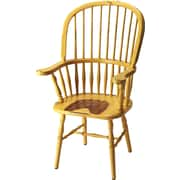 August Grove Virginia Solid Wood Dining Chair