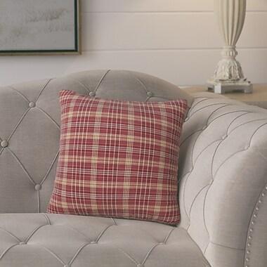 August Grove Antonette 100pct Cotton Throw Pillow