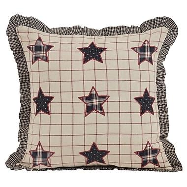 August Grove McClusky 100pct Cotton Throw Pillow