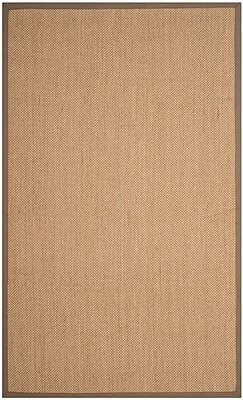 Bay Isle Home Lattimore Beige Area Rug; Rectangle 8' x 10'