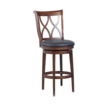 Bay Isle Home Spoonbill 30'' Swivel Bar Stool