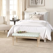 Bay Isle Home Henry Upholstered Bench