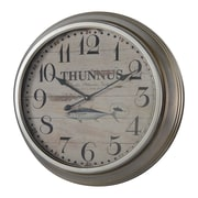 Breakwater Bay 26.25'' Yates Wall Clock
