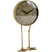 Breakwater Bay Duck Legs Desk Clock