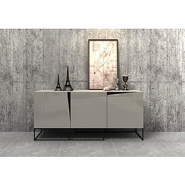 Brayden Studio Tatom Gloss Sideboard