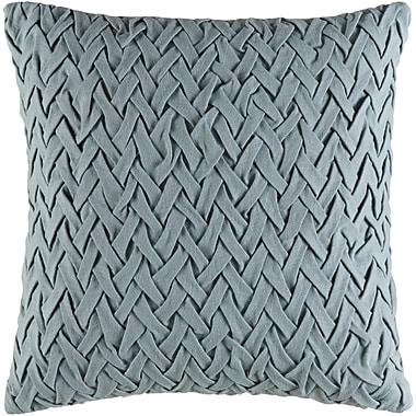 Brayden Studio Ehrenfeld Facade Cotton Pillow Cover; 20'' H x 20'' W x 0.25'' D