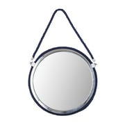 Breakwater Bay Metal Accent Wall Mirror