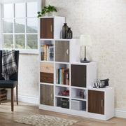Brayden Studio Rory 62'' Cube Unit Bookcase