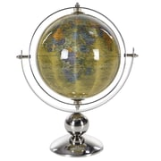 Charlton Home Stainless Steel Globe