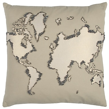 Brayden Studio Haugland Cotton Pillow Cover
