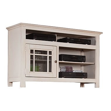Darby Home Co Julee 54'' TV Stand; White