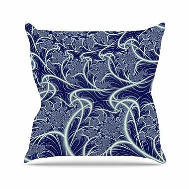 East Urban Home Midnight Dreams Alison Coxon Throw Pillow; 26'' H x 26'' W x 4'' D