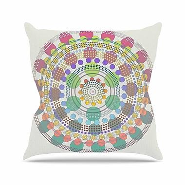 East Urban Home Mirage Angelo Carantola Throw Pillow; 26'' H x 26'' W x 4'' D
