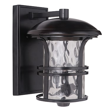 Darby Home Co Concetta 3-Light Outdoor Wall Lantern; 15'' H x 11'' W x 12.63'' D