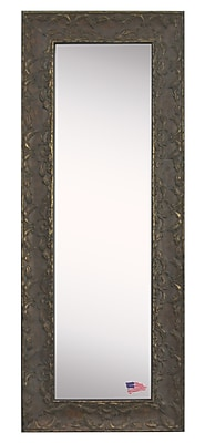 Darby Home Co Brushed Gold Edges Body Mirror; 60'' H x 21'' W x 1.5'' D