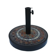 Darby Home Co Annette Cast Iron Free Standing Umbrella Base