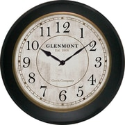 Darby Home Co Distressed 30'' Wall Clock