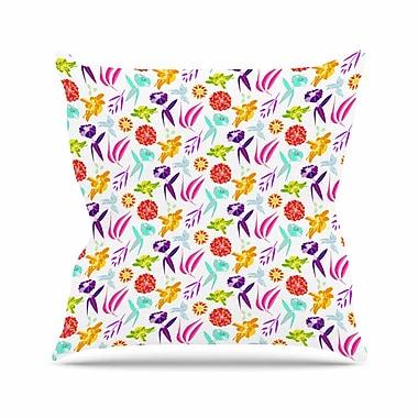 East Urban Home Iris Anchobee Throw Pillow