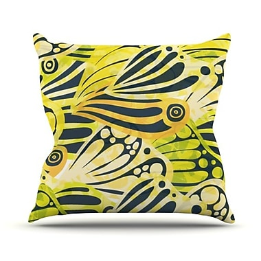 East Urban Home Papalote Anchobee Euro Pillow