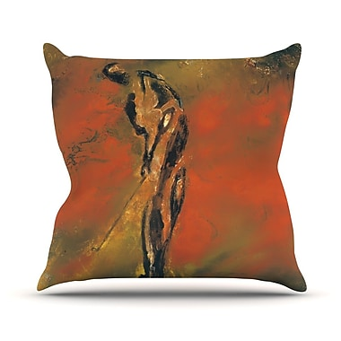 East Urban Home Chip Josh Serafin Throw Pillow