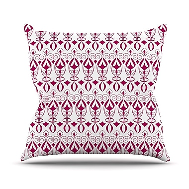 East Urban Home Warm Deco Julia Grifol Throw Pillow