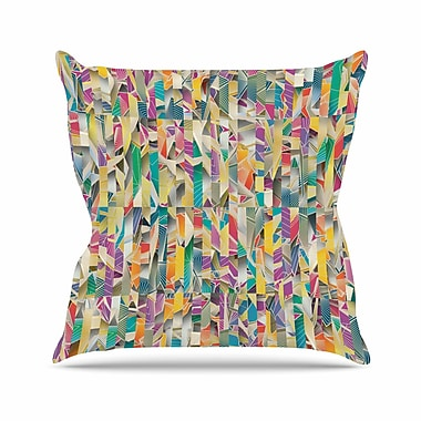 East Urban Home Feel It Angelo Cerantola Throw Pillow; 20'' H x 20'' W x 4'' D
