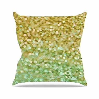 East Urban Home Sparkle Alison Coxon Throw Pillow; 18'' H x 18'' W x 4'' D