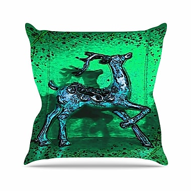 East Urban Home Dance on Anne LaBrie Throw Pillow; 26'' H x 26'' W x 4'' D