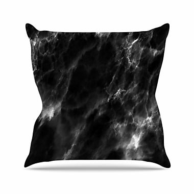 East Urban Home Marble Chelsea Victoria Throw Pillow; 18'' H x 18'' W x 4'' D
