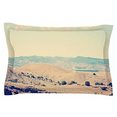 East Urban Home Wild West by Sylvia Coomes Pillow Sham; Queen